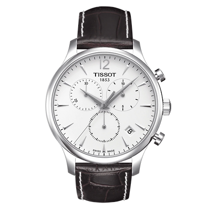 Tissot Tradition Chronograph White