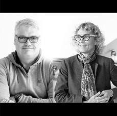 Prof. Mark Burry & Prof. Jane Burry