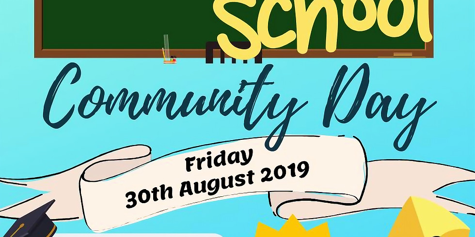 Back to School Community Day