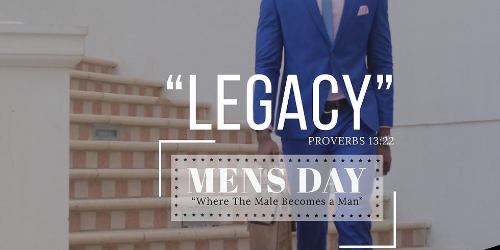 WMBM - MEN'S DAY