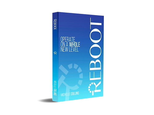 BOOK: Reboot: Operate on a Whole New Level