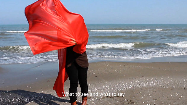 Video still, One Ocean Is The Distance