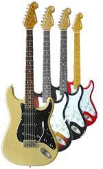Win een Elektrische gitaar