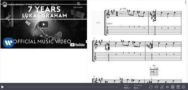 7 Years old - Lukas Graham - ProTabs.png