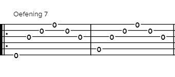 gitaar-tabs-spelen-oefening-7