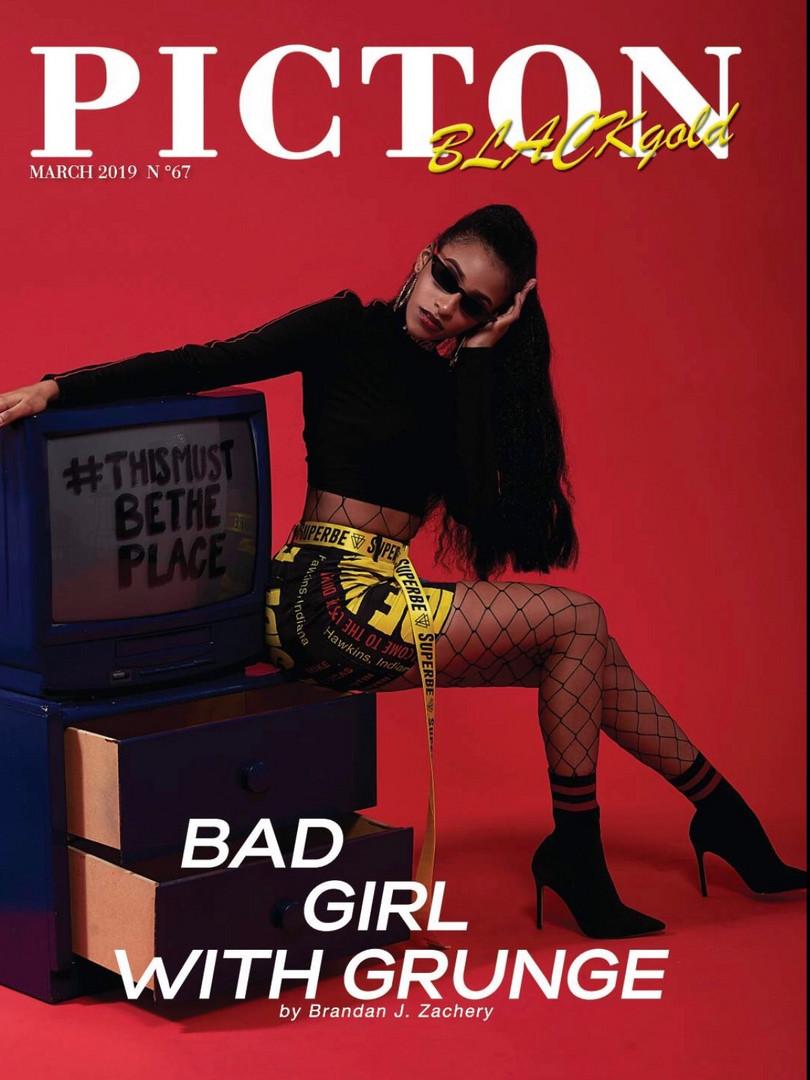 Ava Monet in Picton Magazine