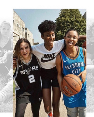 Nike Style Guide Campaign