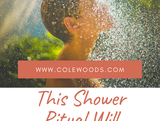 This Shower Ritual Will Change Your Life!
