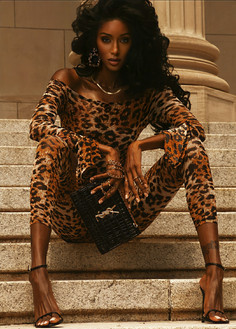 Being Fierce: The Look, The Attitude and the Total State of Being