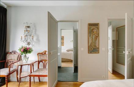 lodging- bedroom