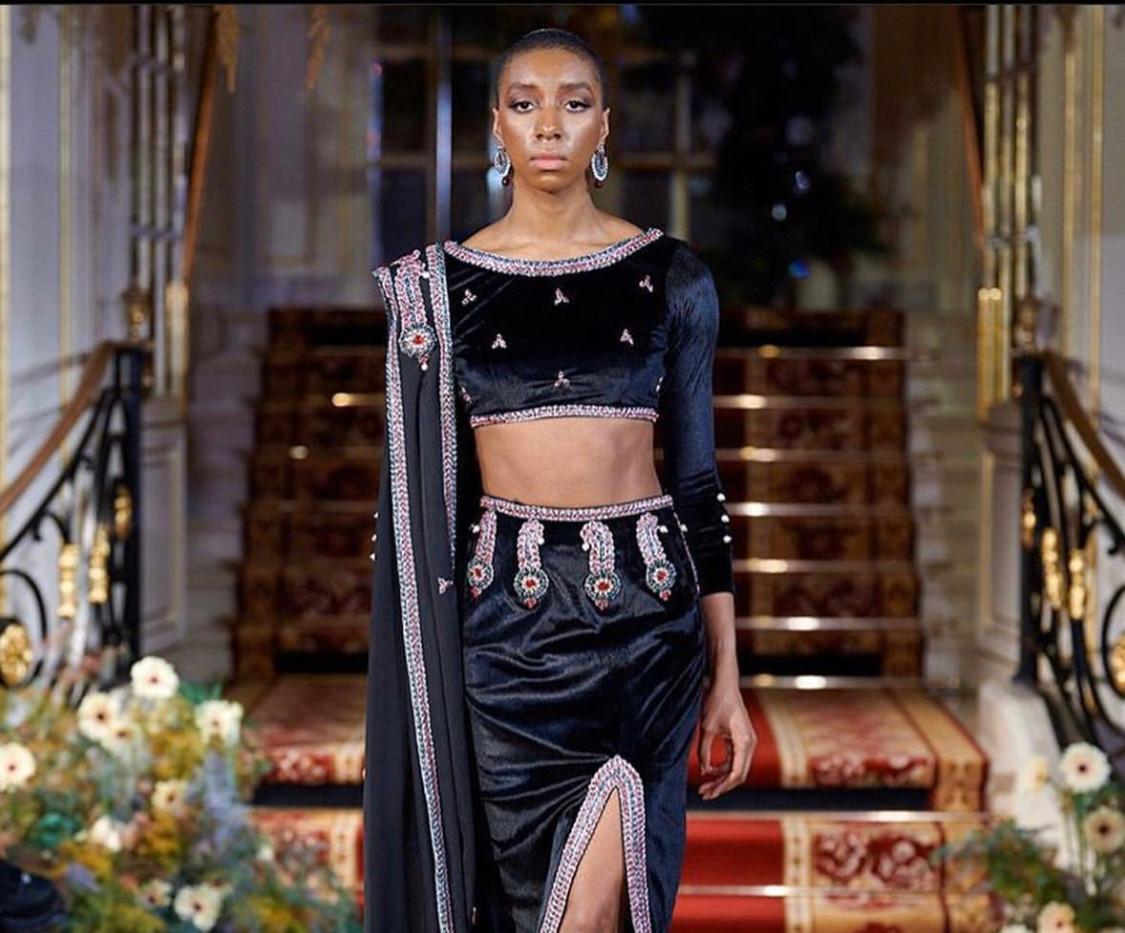 For Naurah USA during Paris Fashion Week