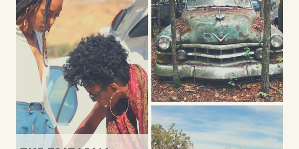 The Editorial Power Shoot Event: Rustic Elegance Edition