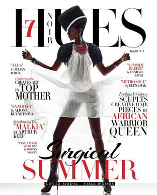 7 Hues Magazine