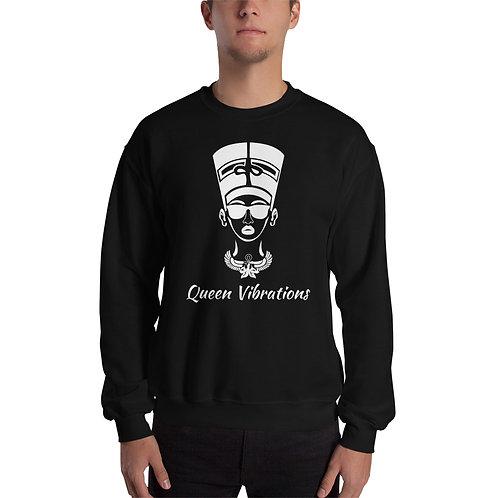 Queen Vibes sweatshirt
