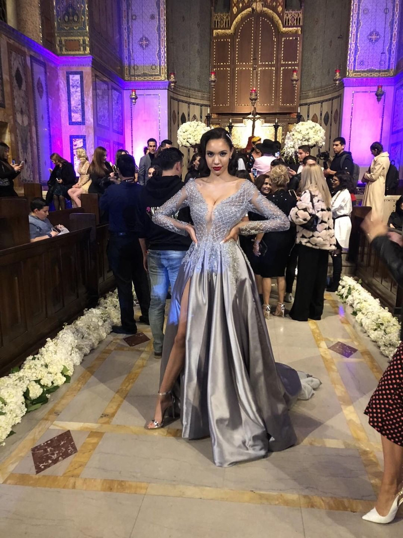 Olivia Rae featured in Sanctuary Fashion Week