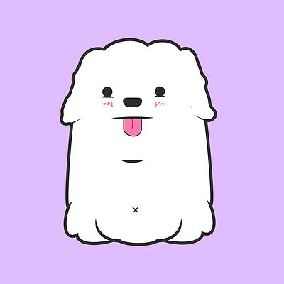 Fat Poodle solo logo