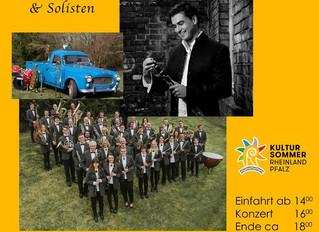 Konzert & Autokino am Wochenende