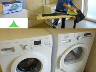 Grüner waschen