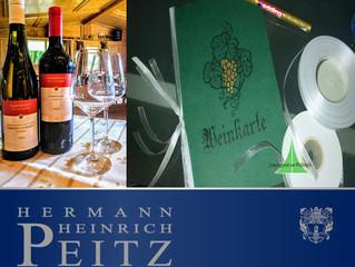 Neue Weinkarte 2017