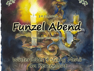 Funzel Abend 2016