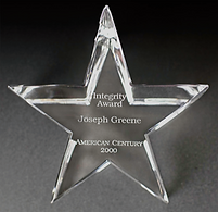 Joe Greene Integrity Award, Greene Marketing LLC, American Century Integrity Award