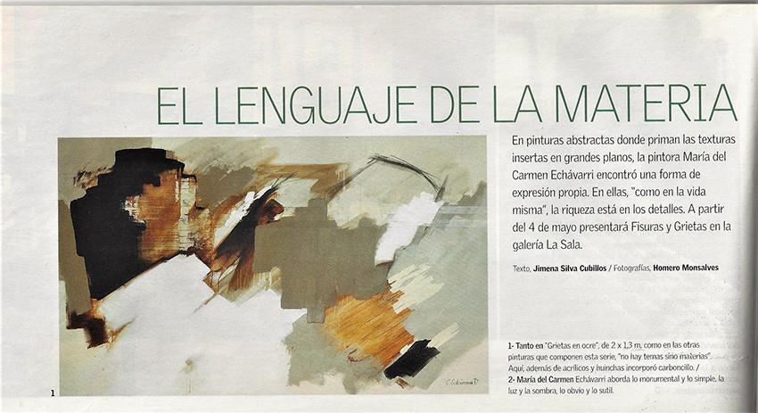 Catálogo Exposición Galería Praxis