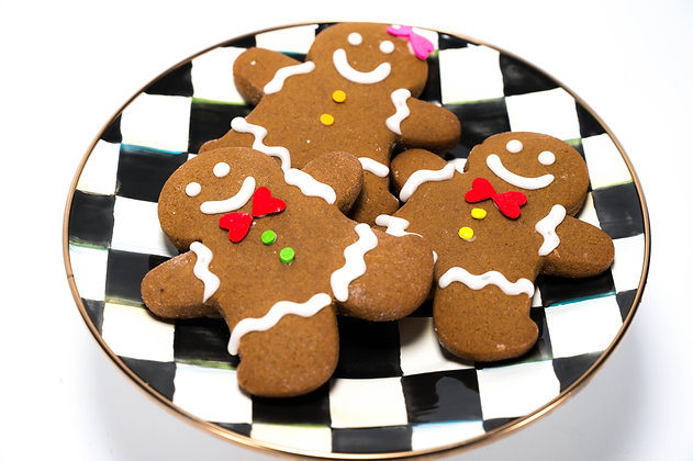 Gingerbread Cookies - 1 Dozen