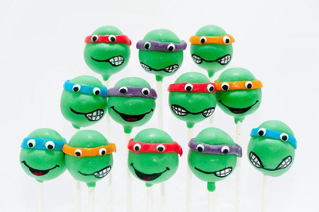 Teenage Mutant Ninja Turtles - 1 dozen