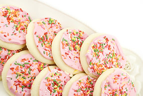 Sugar Cookies - 1 dozen