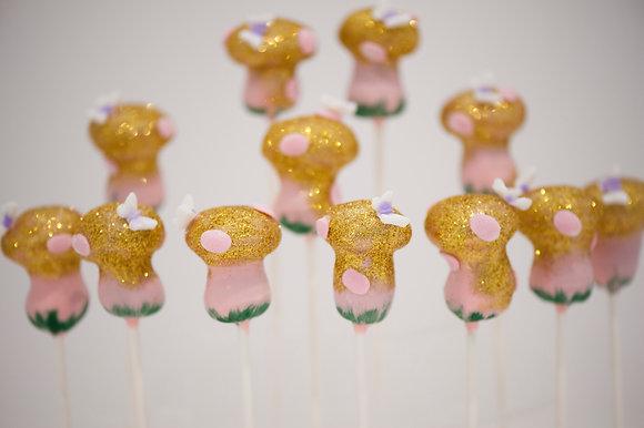 Whimsical Mushrooms - 1dozen
