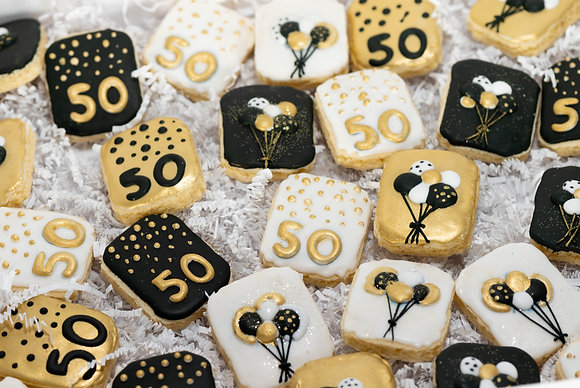 Celebration Cookies - 1 dozen