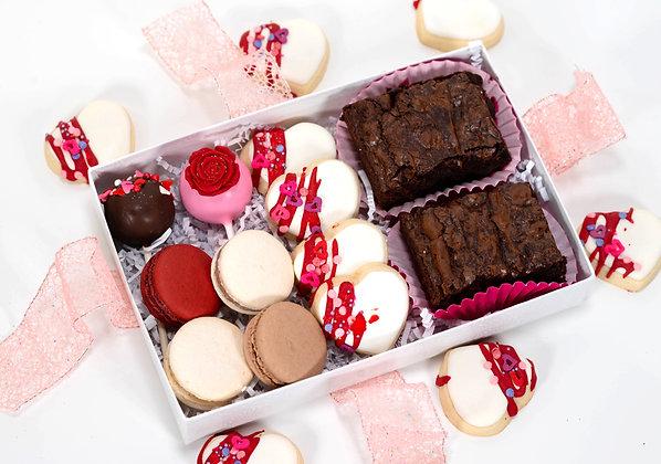 Gourmet Sweetheart Box