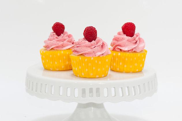 Lemon Velvet Cupcakes
