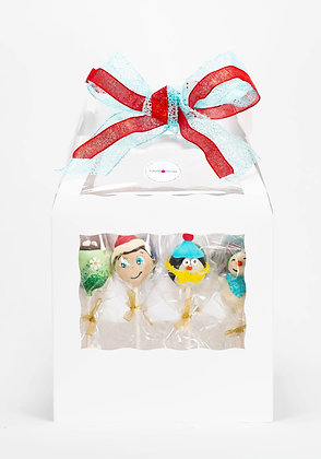 Specialty Cake Pop Gift Box