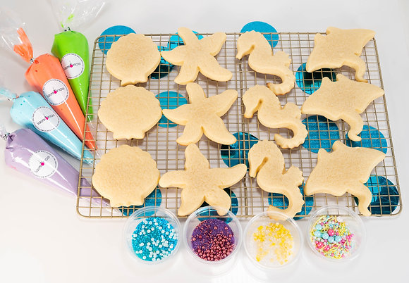 Under The Sea Cookie Decorating Kit