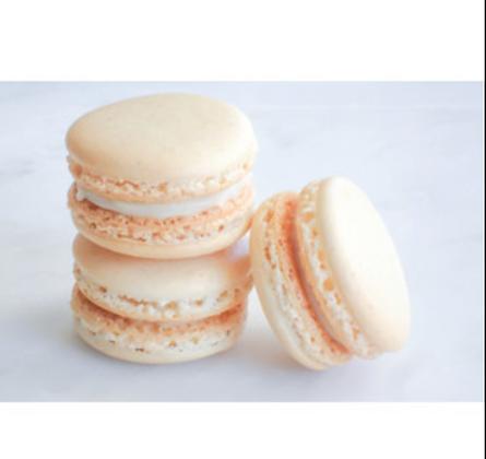 Vanilla Bean Macaron - 1 dozen