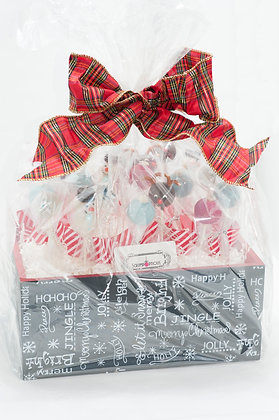 Custom Gift Basket (medium - 24 cake pops)