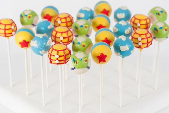 Toy Story Themed Cake Pops - 1 Dozen