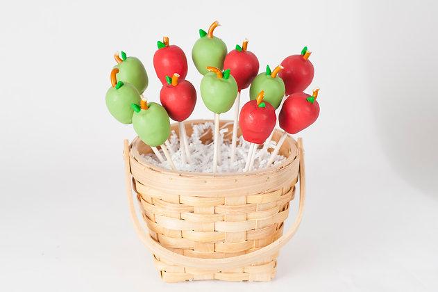Apple Cake Pops - 1 Dozen