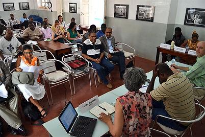 Guiné-Bissau: as redes de ONGs e as vantagens colaborativas