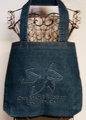 Denim Tote (Large)