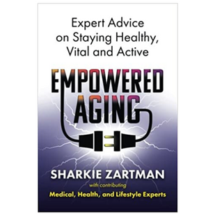 Dr. Stetson Co-author of the #1 Amazon Bestseller Empowered Aging