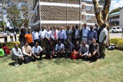 "The Nairobi Team"", Mater Hospital."