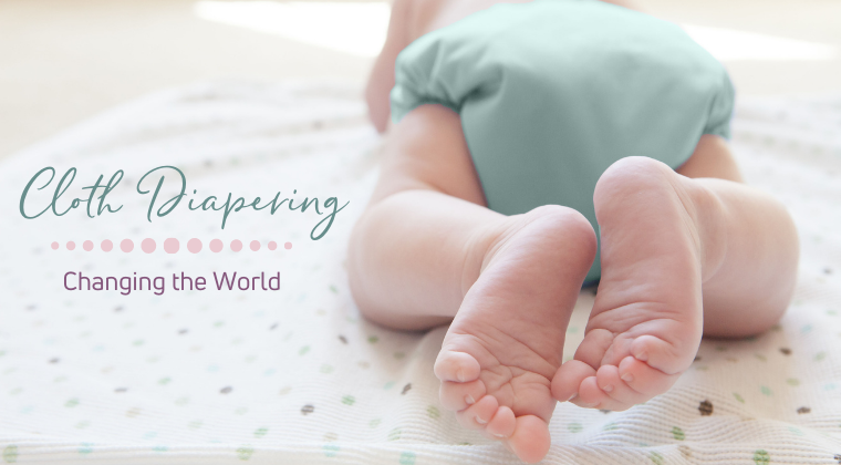 cloth diapering video online course