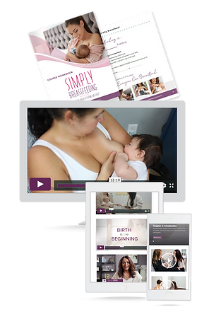 Breastfeeding online course