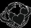 love-the-earth-black-simple-icon-vector-
