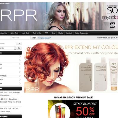 RPR old website 01