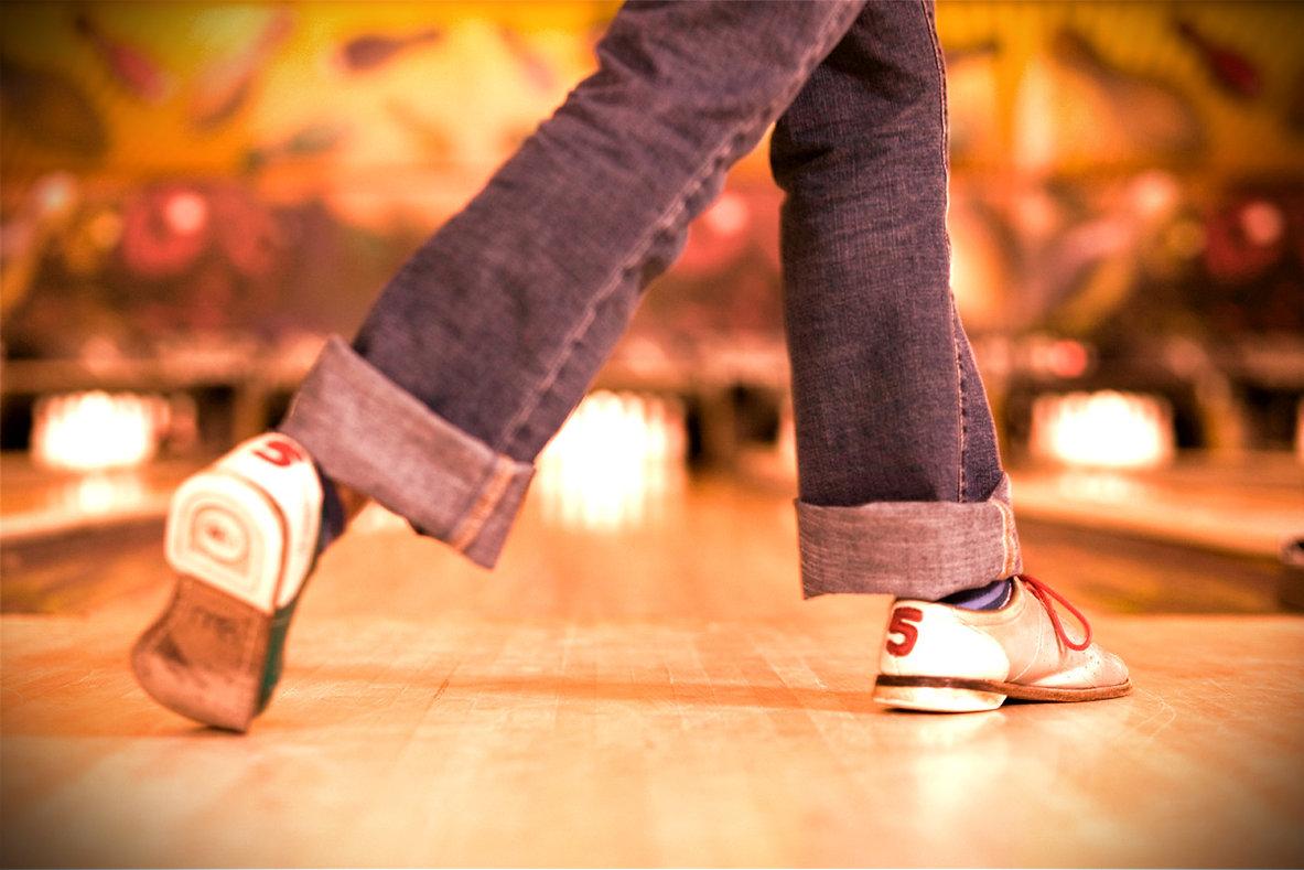 Bowling Stance