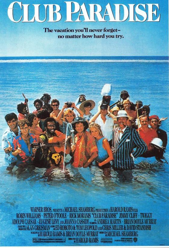 Podcast #21 Club Paradise