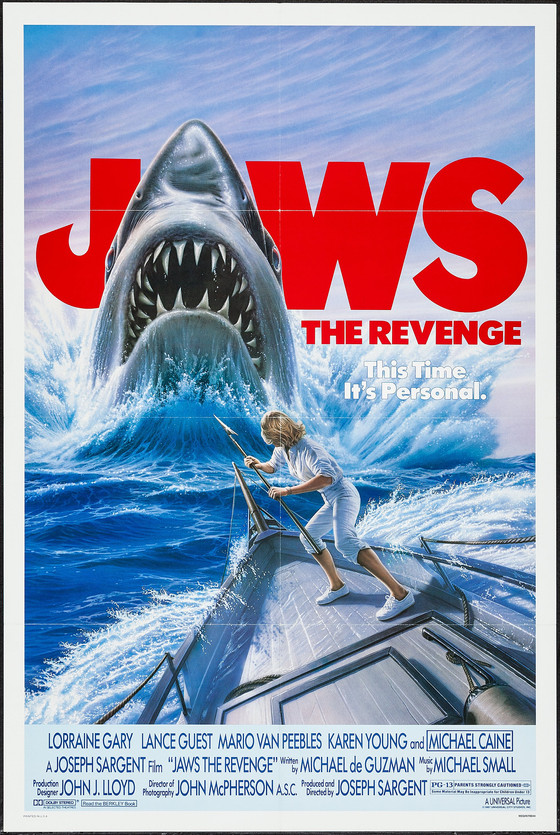Jaws: The Revenge (Holiday Special!)
